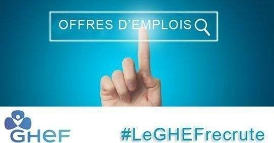 recrutement ghef Coulommiers