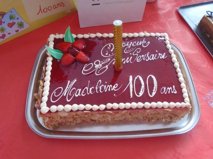anniversaire 100 ans Jouarre GHEF