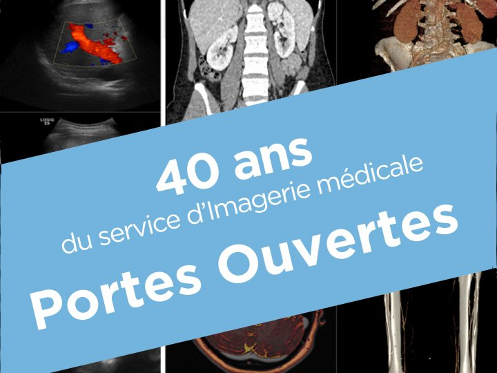 IMAGERIE MEDICALE ghef 40 ANS
