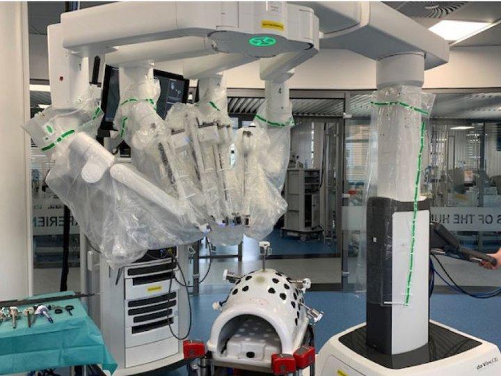 Robot Chirurgie GHEF Seine-et-Marne
