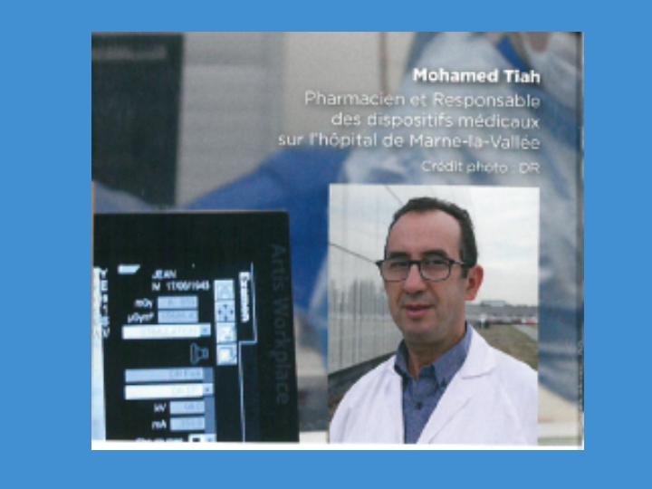 Pharmacie Securisation Tracabilite_DMI GHEF