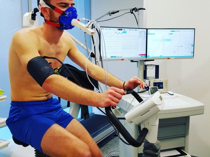 cardiologie sport ghef marne_la_vallee VO2Max
